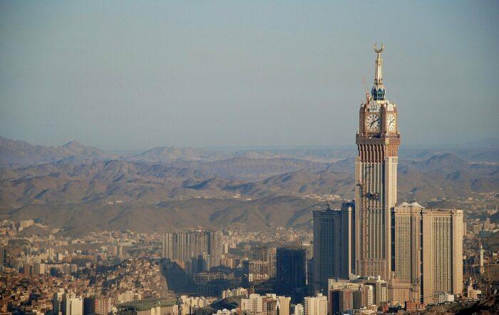Popular destinations in Saudi Arabia
