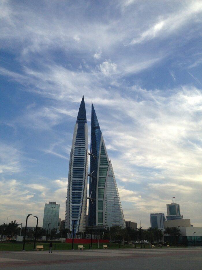 Summer-time in Bahrain