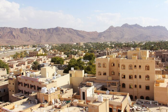 Best cities to See in Oman